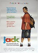 Jack 1997 poster Robin Williams