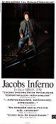 Jacobs inferno 1990 poster Tim Robbins Adrian Lyne