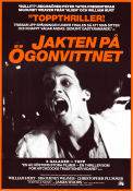 Jakten på ögonvittnet 1981 poster William Hurt