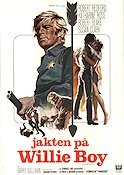 Jakten p� Willie Boy Poster 70x100cm FN original