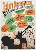 Jam Session 1944 poster Louis Armstrong