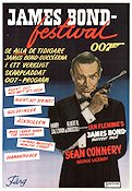 James Bond-festival Poster 70x100cm FN original