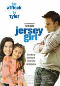 Jersey Girl 2004 poster Ben Affleck Kevin Smith