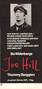 Joe Hill Poster 30x70cm NM original