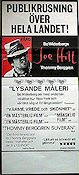 Joe Hill Poster 30x70cm B FN original
