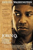 John Q 2002 poster Denzel Washington
