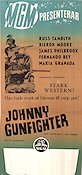Johnny Gunfighter 1964 poster Russ Tamblyn