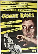 Johnny Rocco 1962 poster Stephen McNally