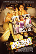 Josie and the Pussycats 2001 poster Rachael Leigh Cook Harry Elfont
