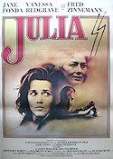 julia movie posterjulia 1976  poster 70x100cm  price  28  jane fonda