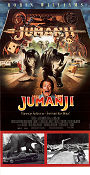 Jumanji 1995 poster Robin Williams Joe Johnston