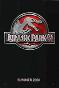 Jurassic Park 3 Poster 68x102cm USA advance RO original