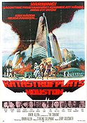Katastrofplats Houston 1978 poster Michael Caine