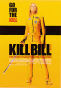Kill Bill vol 1 Poster 70x100cm RO original
