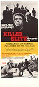 Killer Elite 1976 poster James Caan Sam Peckinpah