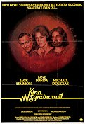 Kinasyndromet 1979 poster Jane Fonda James Bridges