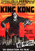 King Kong 1933 poster Bruce Cabot