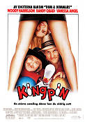 Kingpin 1996 poster Woody Harrelson Bobby Peter Farrelly