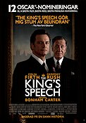 The King´s Speech 2010 poster Colin Firth