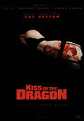 Kiss of the Dragon 2001 poster Jet Li Chris Nahon