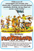 Klantskallarna 1979 poster Bill Murray Ivan Reitman