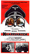 Klappjakten 1979 poster Anthony Quinn J Lee Thompson