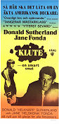 Klute en smart snut Poster 30x70cm NM original
