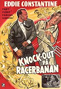 Knock-out p� racerbanan Poster 70x100cm FN original