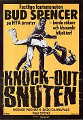 Knock-Out snuten 1978 poster Bud Spencer Steno