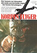 Korpen flyger Poster NM 21x30 mini original