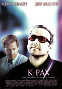 K-Pax 2001 poster Kevin Spacey Iain Softley