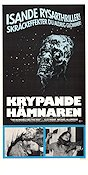 Krypande hämnaren 1977 poster Alex Rebar William Sachs