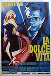 La Dolce Vita Poster reproduction RO 65x95