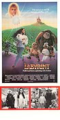 Labyrint 1986 poster David Bowie Jim Henson