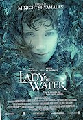 Lady in the Water 2006 poster Paul Giamatti M Night Shyamalan