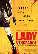 Lady Vengeance 2005 poster Yeong-ae Lee Park Chan-wook