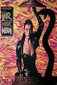 The Lair of the White Worm Poster 68x102cm USA FN original