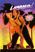 Lambada 1990 poster Laura Harring