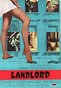 Landlord 1971 poster Beau Bridges Hal Ashby