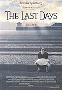 The Last Days 1988 poster James Moll