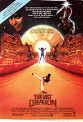 The Last Dragon 1985 poster Berry Gordy Michael Schultz