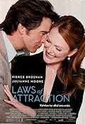 Laws of Attraction 2004 poster Pierce Brosnan