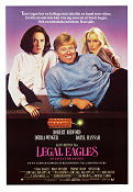 Legal Eagles Poster 70x100cm RO original