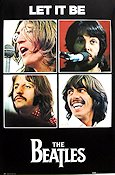 Let It Be Poster reproduction RO 61x91