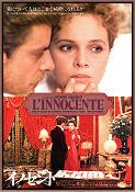 L´innocente 1976 poster Giancarlo Giannini Luchino Visconti