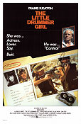 The Little Drummer Girl 1984 poster