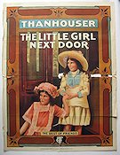 The Little Girl Next Door 1914 Filmaffisch