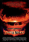 Little Nicky 2000 poster Adam Sandler