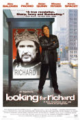 Looking for Richard 1996 poster Al Pacino