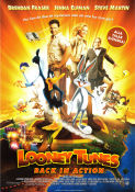 Looney Tunes Back in Action Poster 70x100cm RO original